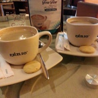 Photo taken at EXCELSO Café by Dono J. on 6/27/2014