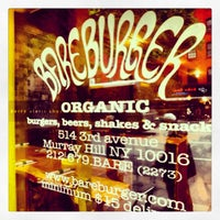 Photo taken at Bareburger by PHUDE-nyc on 7/17/2013
