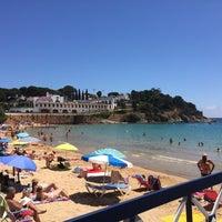 Photo taken at La Taverna del Mar by Claudia B. on 6/24/2016