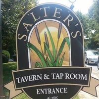 Photo taken at Robert Morris Inn & Salter's Tavern by Ashley S. on 9/10/2013