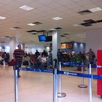 Photo taken at Terminal Anexo by Sabrina R. on 10/26/2012
