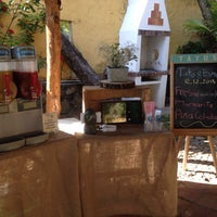 Photo taken at Playa El Zonte by Manuel D. on 12/12/2015