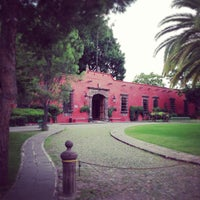 Photo taken at Fiesta Americana Hacienda Galindo by Eduardo R. on 6/23/2013