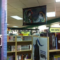 Photo taken at Dragon's Lair Comics by Jacque (. on 1/21/2013