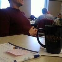 Photo taken at The University Center, Kent State University at Stark by Charles B. on 2/25/2016