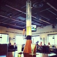 Photo taken at Brick House Tavern + Tap by amanda g. on 9/22/2012