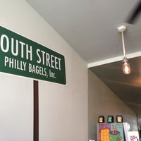 Photo taken at South Street Philly Bagels by Kaitlyn R. on 8/20/2015