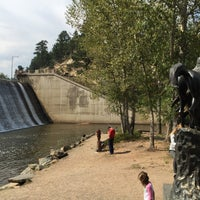 Photo taken at Evergreen Dam by Brian S. on 8/22/2015