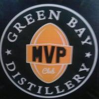 Photo taken at Green Bay Distillery by kevin v. on 10/25/2012