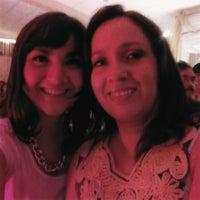 Photo taken at Salones santa clara by Mayra H. on 9/15/2014