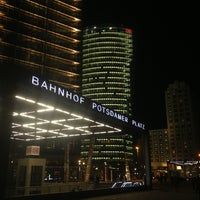 Photo taken at Potsdamer Platz by SandyInBerlin on 3/16/2013