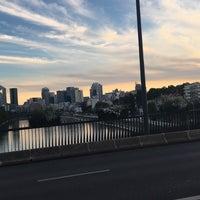 Photo taken at Pont de Levallois by Temko D. on 7/15/2016