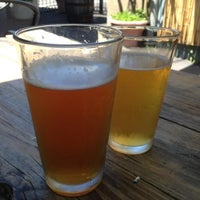 Photo taken at Hop Angel Brauhaus by Anthony R. on 7/5/2013