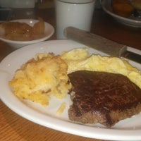 Photo taken at Cracker Barrel Old Country Store by Richard G. on 4/27/2014