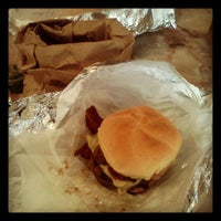 Photo taken at Ray's Hell Burger by Jeremiah on 12/18/2012