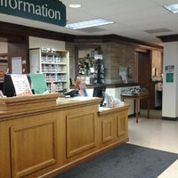 Photo taken at Spies Public Library by Pamela c. on 9/27/2012