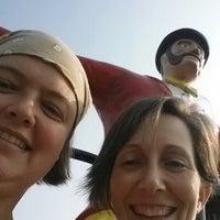 Photo taken at Sparta, WI by Stefanie K. on 7/30/2014