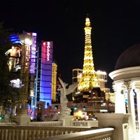 Photo taken at Eiffel Tower by Roger S. on 3/27/2013