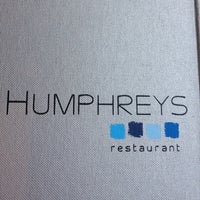 Photo taken at Humphrey's Restaurant by cherry g. on 5/3/2013