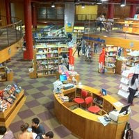 Photo taken at Livraria Cultura by Alexandre F. on 1/27/2013