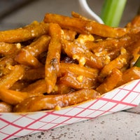 Photo taken at Edzo's Burger Shop by Edzo's Burger Shop on 1/31/2014
