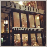 Photo taken at L&W Oyster Co. by Sheetal J. on 2/1/2013