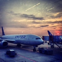 Photo taken at Narita International Airport (NRT) by Taro M. on 7/10/2013