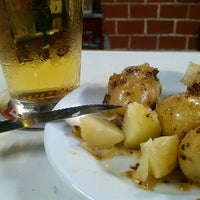 Photo taken at Taberna Dom Rodrigues by Cristiano S. on 2/10/2014