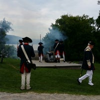Photo taken at Stony Point Battlefield and Lighthouse by Stacey E. on 7/26/2014