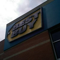 Photo taken at Best Buy by Seth E. on 4/4/2014