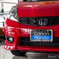 Photo taken at Carson Honda by Sonic Automotive on 8/18/2014