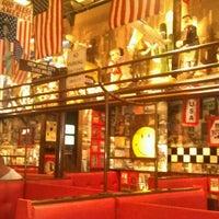 Photo taken at Buddies New York Café by Jason R. on 7/21/2013