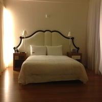 Photo taken at Mondrian Hotel by Viridiana N. on 1/11/2013