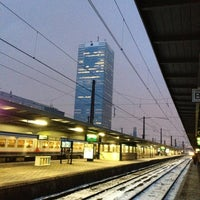Photo taken at Brussels-South Railway Station (ZYR) by Jelle on 3/13/2013