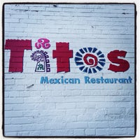 Photo taken at Tito's Mexican Restaurant by Fyl K. on 7/24/2013