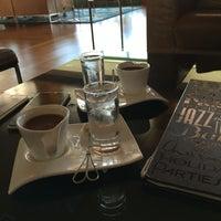 Photo taken at PianoForte Bar @ Hilton Dalaman by Yasemin Murat Y. on 9/5/2016