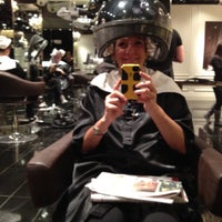 Photo taken at Warren-Tricomi Salon by Deborah N. on 11/6/2012