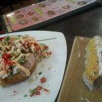 Photo taken at Jako Japanese Restaurant by Brandon Y. on 10/8/2012