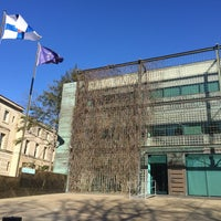 Photo taken at Embassy of the Republic of Finland by Charles R. on 1/18/2016