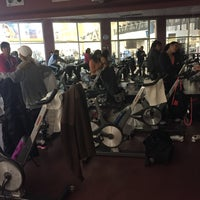 Photo taken at LA Fitness by Charles R. on 3/22/2015