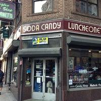 Photo taken at Lexington Candy Shop by Eyal G. on 7/17/2013