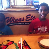 Photo taken at Wings Etc. Shelby NC by Ken R. on 6/30/2014