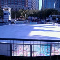 Photo taken at Discovery Green by Diane C. on 11/17/2012