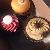 Photo taken at Kara's Cupcakes by Marissa M. on 5/26/2014