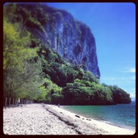 Photo taken at Poda Island by Apiwat B. on 4/29/2013