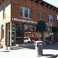 Photo taken at Boulder Coffee Co. - Park Ave by Paul T. on 4/6/2013
