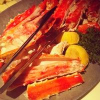 Photo taken at Joe's Seafood, Prime Steak & Stone Crab by Ekaterina B. on 6/30/2013