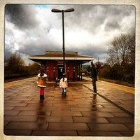 Photo taken at Solihull Railway Station (SOL) by Athoob A. on 12/9/2012