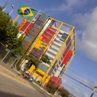 Photo taken at UNIVERSO - Universidade Salgado de Oliveira by Michael D. on 1/30/2014