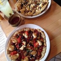 Photo taken at Chakra 4 Vegetarian Restaurant by Andrew Z. on 7/2/2014
